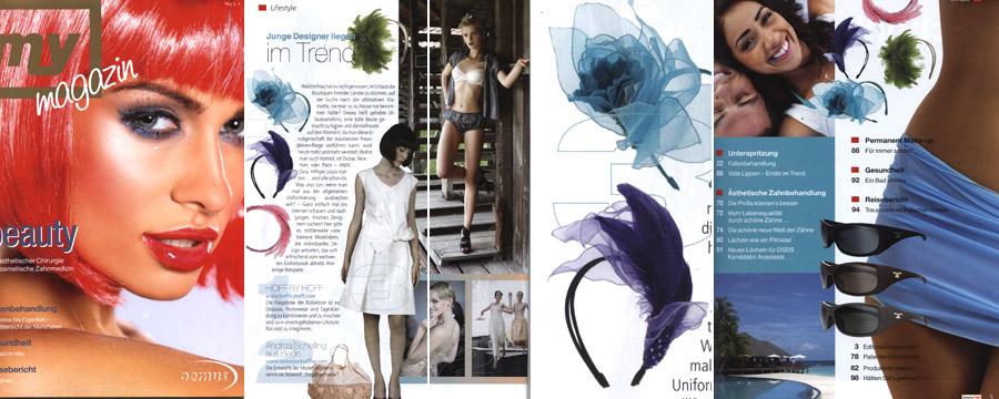 MY Magazin, Mai 2010