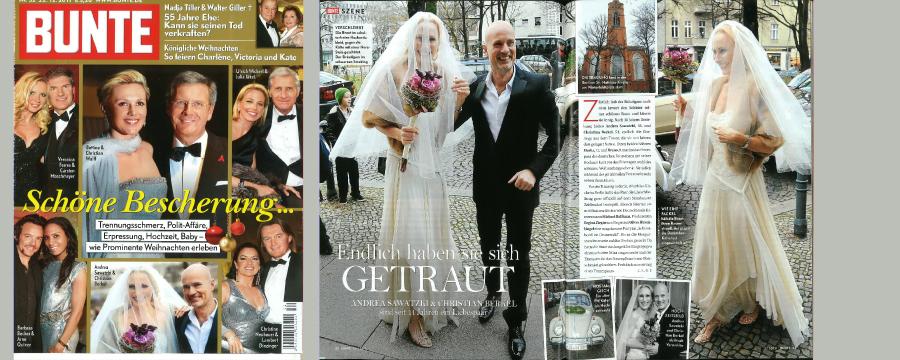 Andrea Sawatzki & Christian Berkel